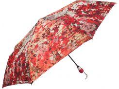 Зонт складной Zest Z23625-4079 полуавтомат Красный