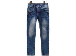Джинсы Бемби ШР474 122 см синий (26474022442.800)