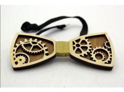 Деревянный галстук-бабочка Scappa Часовой механизм WBT-16 755056246
