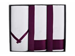 Носовые платки Bugatti белые H 27