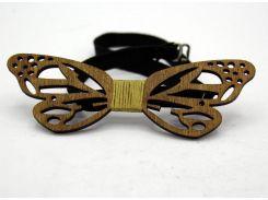 Деревянный галстук-бабочка Scappa Бабочка WBT-6 755048512