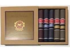 Набор мужских носовых платков Mileta Куба Premium (6 шт.) (2829)
