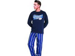 Пижама Miorre 001-028076 XL Tемно-синяя