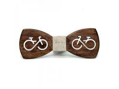 Деревянная Галстук Бабочка Gofin wood Велосипед GBDH-8431