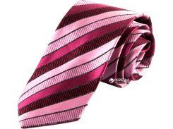 Галстук Schonau & Houcken FARESHS-102 144x9 см Розовый с красным