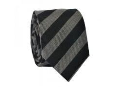 Галстук C&A Узкий Серый Черный CA-3026