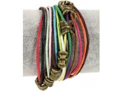 Браслет Traum 4223-59 Разноцветный
