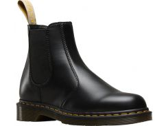 Мужские ботинки Dr. Martens 2976 Chelsea Boot Black Felix Rub Off Vegan 45