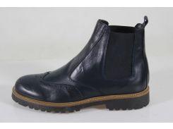 Ботинки prodotto Italia челси 2762м 27.5 см 41 ртемно-синий 2762