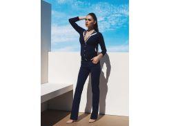 Пиджак трикотажный Ora 700130/1 42(S) Синий