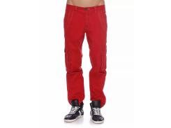 Мужские брюки-карго Jules JUL010-RD (42 (W32, 48),Красный)