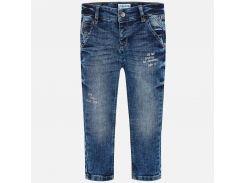 Джинсы для мальчика Mayoral slim fit 128 см (4522) 4165
