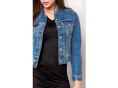 Куртка Levi's 702700083 48 синий