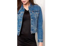 Куртка Levi's 702700083 46 синий