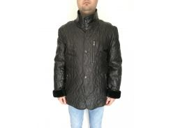 Дубленка мужская Oscar Fur 408 XL Черный