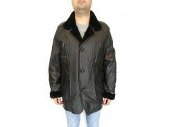 Дубленка мужская Oscar Fur 362 XL Черный