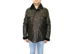 Дубленка мужская Oscar Fur 355 M Черный