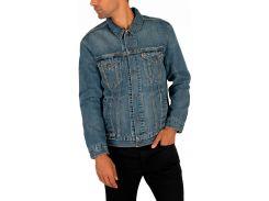 Джинсовая куртка Levi's Lined Trucker Jacket Sequoia Trucker S (72890-0003)