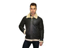 Дубленка мужская Oscar Fur 301 L Коричневая