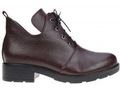 Ботинки Franzini 201-22 38 24.5 см Бордовые