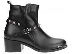Ботинки Franzini 987 38 24 см Черные