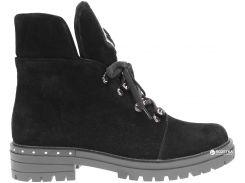 Ботинки Franzini 873-02-03 38 24.5 см Черные