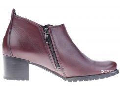 Ботинки Alpina 7I902 39.5 (6) 25.3 см Бордовые