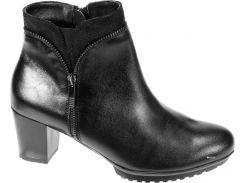 Ботинки Alpina 7I401 39 (5.5) 25 см Черные