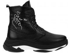 Ботинки Franzini 142-22 39 24.5 см Черные