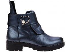 Ботинки Franzini 1012 36 23 см Синие