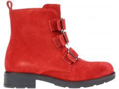 Ботинки Franzini 69-11 39 25 см Красные