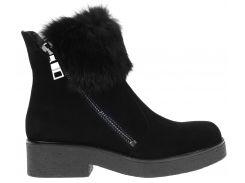 Ботинки Franzini 3202-11 39 24.5 см Черные