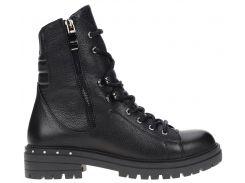 Ботинки Franzini 894-28-03 38 25 см Черные