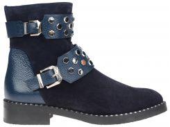 Ботинки Franzini 3265 36 23.5 см Синие