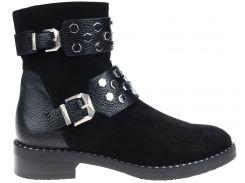 Ботинки Franzini 3265 41 26 см Черные