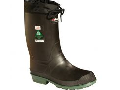 Мужские резиновые сапоги Baffin Hunter -40 STP Work Boot Black/Green 43