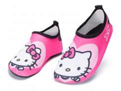Детские аквашузы Xing Kitty розовый (размер 34-35, 20,4 см)