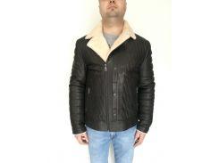 Дубленка мужская Oscar Fur 407 M Черный