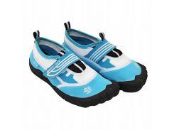 Обувь для пляжа и кораллов (аквашузы) SportVida SV-DN0009-R28 Size 28 Blue/White