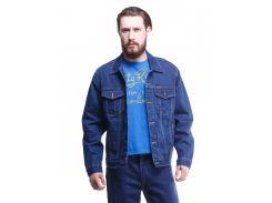 Джинсовая куртка Montana XL Синяя 12062 DSW