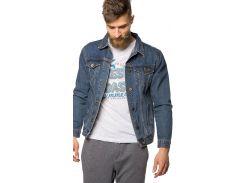 Джинсовая куртка MR520 MR 102 1660 0219 S Blue