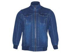 Джинсовая куртка OLSER ku00164316 (68) тёмно-синий