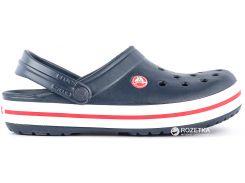 Сабо Crocs Crocband 11016-410 43-44 (M10/W12) Синие