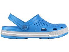 Сабо Coqui 6403 41 27 см Blue/Khaki 3210000084741