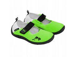 Обувь для пляжа и кораллов (аквашузы) SportVida SV-DN0010-R26 Size 26 Green