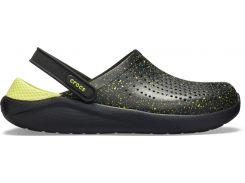 Сабо Crocs LiteRide Hyper Bold Clog 205939-060 M12 45