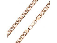 Браслет в красном золоте Закат 000101628 22 размера