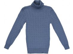 Водолазка Mari-Knit 1284 128 см Синяя