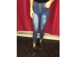 Джинсы Bilbec Jeans BB101/006 44 Синие