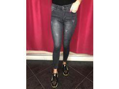 Джинсы Bilbec Jeans BB101/014 34 Темно-серые